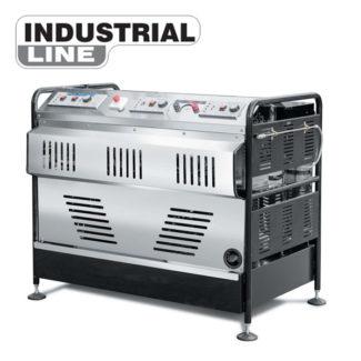 Водоструйна машина с подгряване